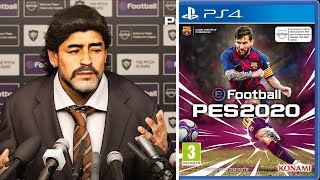 PRO EVOLUTION SOCCER 2020 TRAILER REVIEW