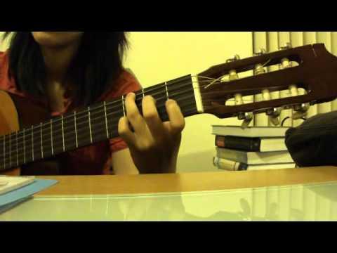 An Jing  安静 - Jay Chou Jie Lun 周杰伦 Fingerstyle Guitar Solo