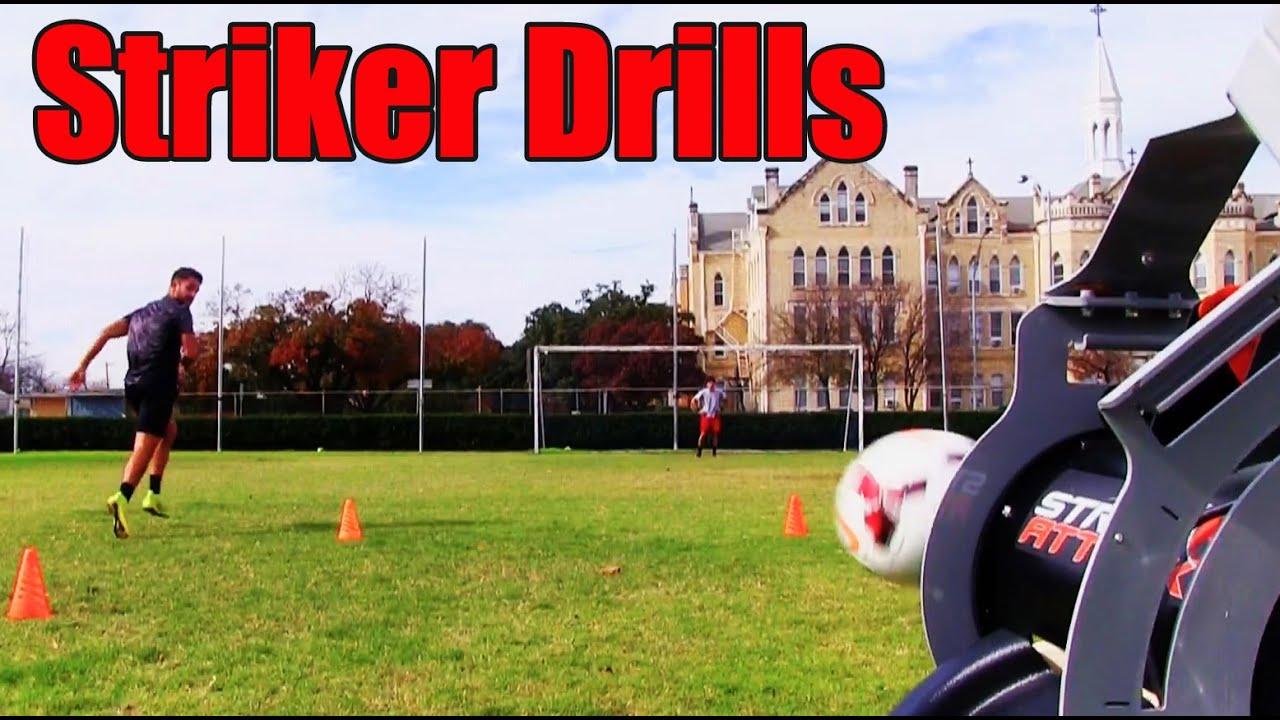 strike attack soccer machine