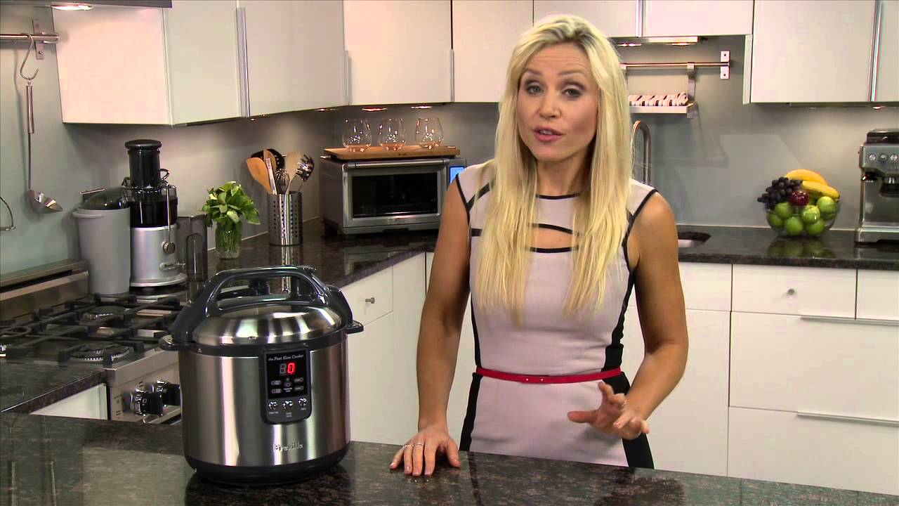 Breville® Pressure Cooker and Slow Cooker: the Fast Slow Cooker™ BPR600XL