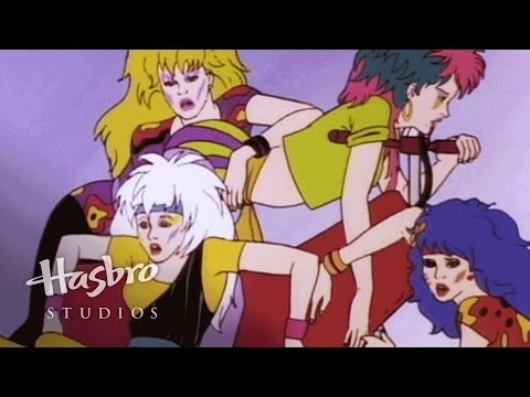 """Jem And The Holograms - """"It's Workin' Out"""" By Jem/The Misfits"""