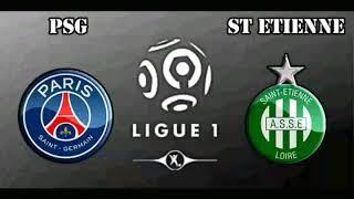 PSG vs Saint etienne en vivo -Ligue 1 Fecha 4 (abajo los links del partido )