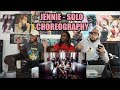 Jennie - Solo Dance Choreography Reaction/Review