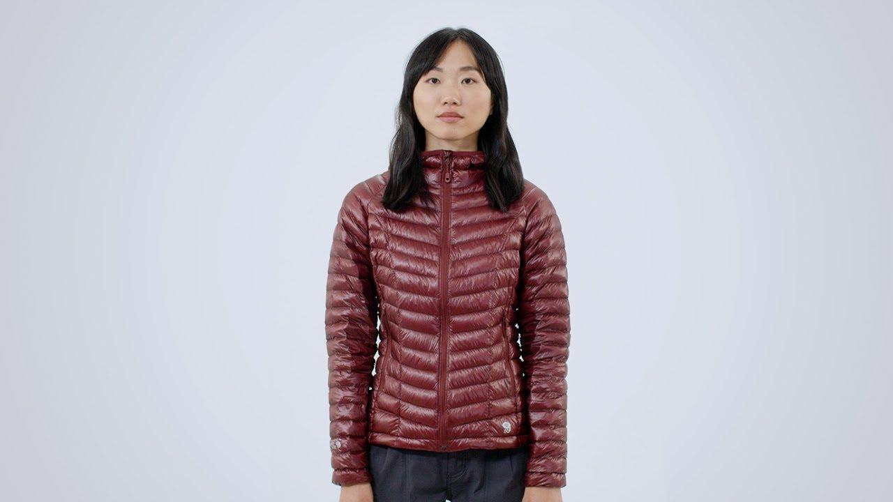 Mountain Hardwear Womens Ghost Whisperer S Down Jacket