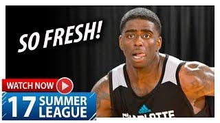 Dwayne Bacon Full Highlights vs Magic (2017.07.06) Summer League - 29 Pts, 8 Reb, FRESH!