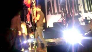 Dera Maria, Count me In - All Time Low (live)