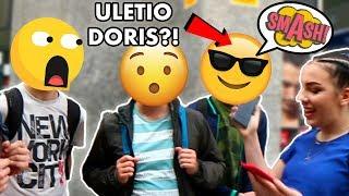 SMASH OR PASS: BALKANSKI YOUTUBERI (NA ULICI) | Doris Stanković & Luciano Plazibat