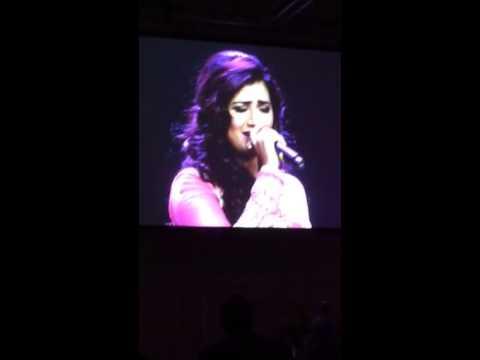 Teri Meri Prem Kahani Shreya Ghoshal at APPNA 37th Annual Summer Meeting (2014)