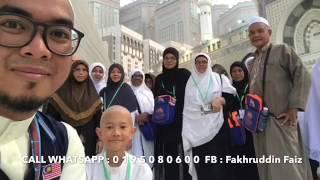 #30 UMRAH TIRAM TRAVEL SDN BHD bimbingan Muhammad Fakhruddin Bin Mohd Faiz