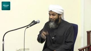 The Solution to all your Problems - 1/2 - Shaykh Hasan Ali