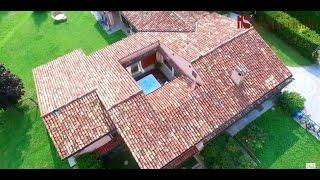 RIPRESE CON DRONE PER UNA VILLA DI LUSSO - GOLF CLUB LECCO