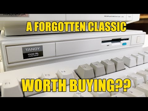 The Tandy 1000 - a forgotten classic, but is it worth buying?