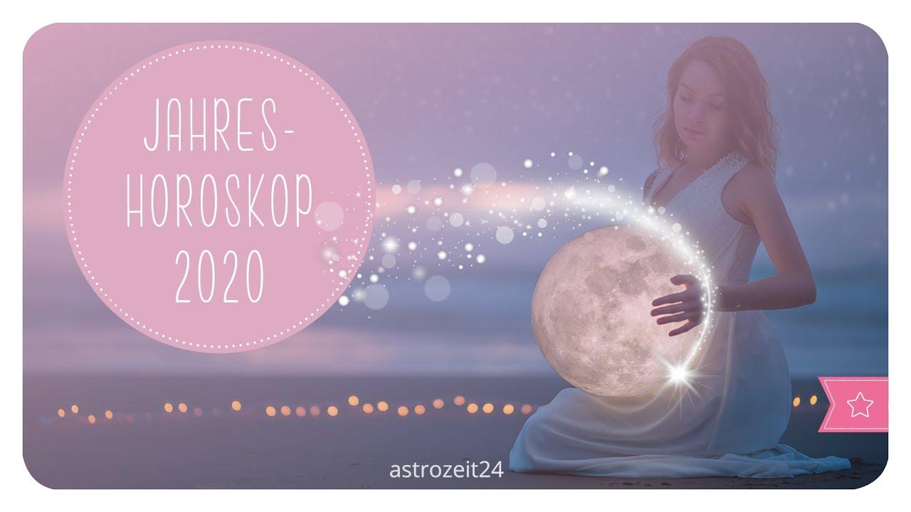 Jahreshoroskop widder 2020