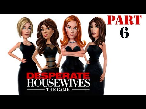 Dating Nick | Desperate Housewives: The Game Walkthrough Part 6