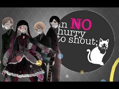 in NO hurry shout •OP• [HighSchool ]