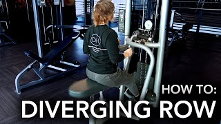 HOW TO: DIVERGING ROW