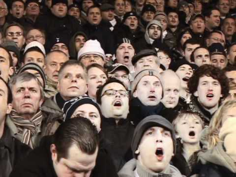 When the spurs go marching in - White Hart Lane