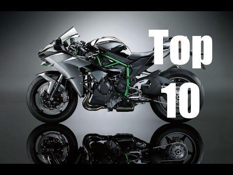 la moto la plus rapide du monde