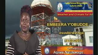 Embeera y'Obudde nga 14 02 2018