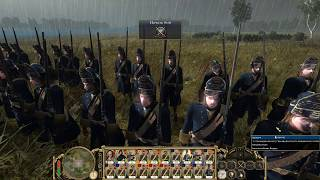 Empire Total War mod PUA : Шведская Империя ч.  10