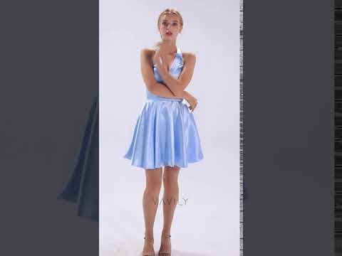 short-halter-v-neck-satin-prom-dress-va29438