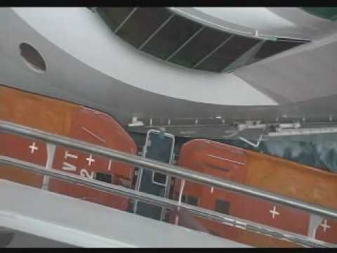 Carnival Legend Collision 9/30/09 Part 1