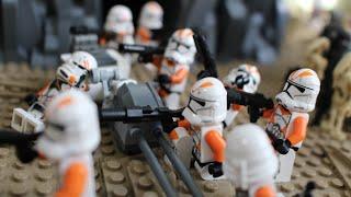 LEGO Star Wars DEUTSCH Basis auf Utapau Genau Hingeschaut