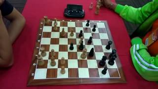 Chess Game Master Sana Vs Ao Jst King Indian Opening