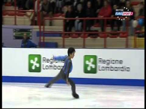 Shoma Uno - 2013 World Junior Championships - LP