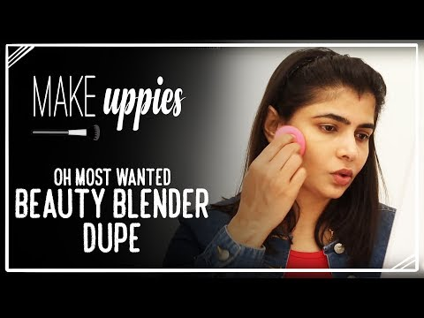 Oh Most Wanted Beauty Blender Dupe