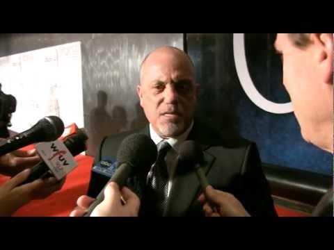 RED CARPET Songwriters Hall of Fame 2010 Billy Joel, Hal David, Taylor Swift