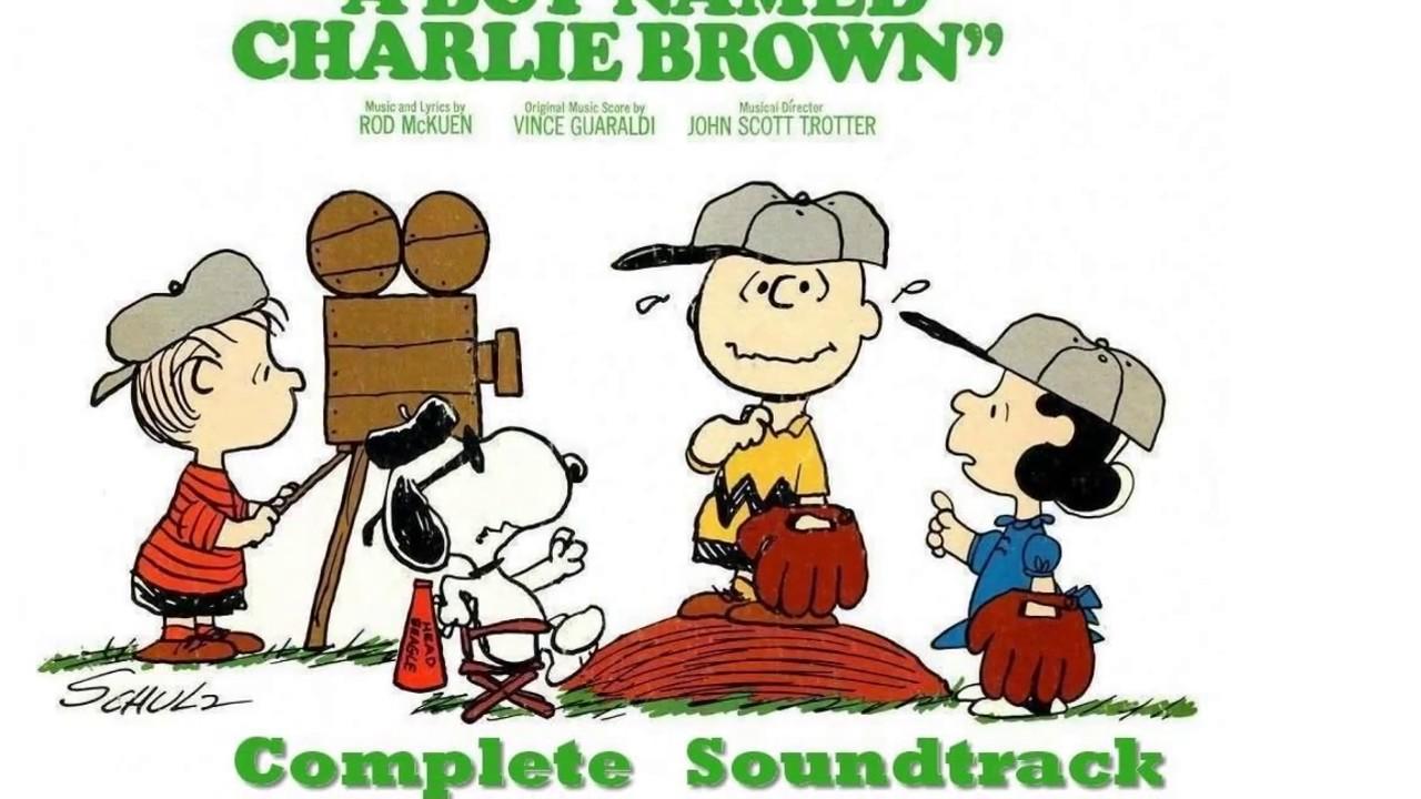 A Boy Named Charlie Brown Complete Soundtrack [pt.1 The Soundtrack ...
