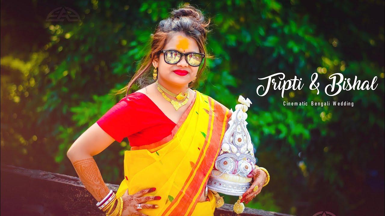 Tripti & Bishal || Bengali Cinematic Wedding || Teaser