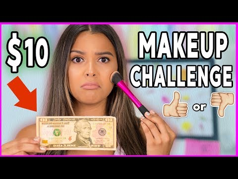 Thumbnail: Full Face DRUGSTORE Makeup UNDER $10 Challenge! Poop or Woop? Natalies Outlet