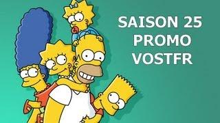 Les Simpsons Saison 25 Promo VOSTFR HD