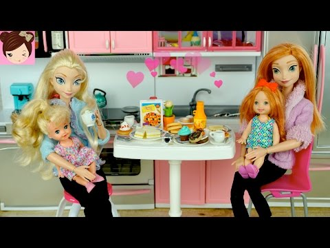 Mother's Day Special with Frozen Elsa &...