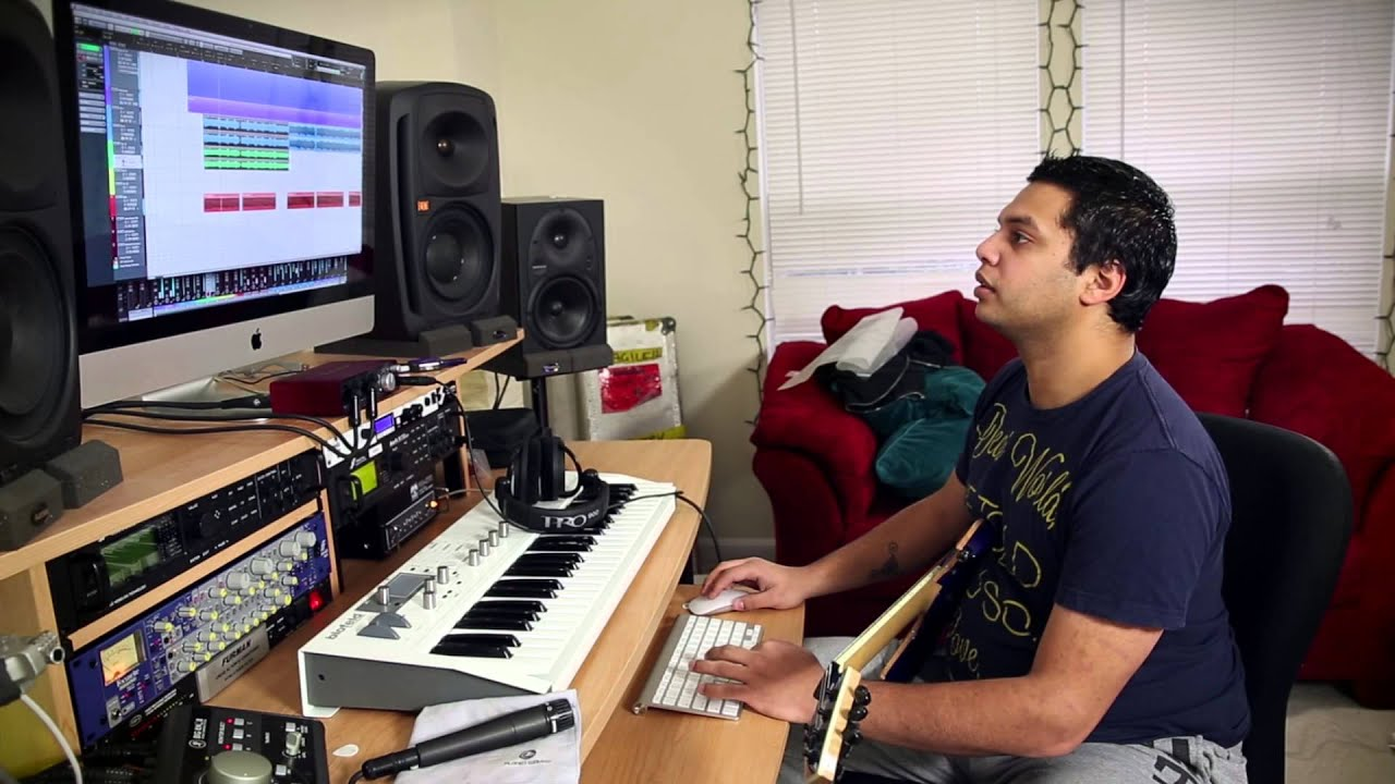 Misha Mansoor's Guitar Recording Tips