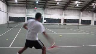 Renato Mendes Tennis Recruit Video