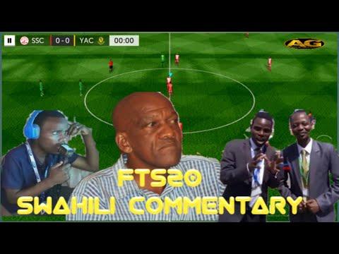 Wow!  Game la FTS20 caf edition kutangazwa kwa kiswahili!!!!!!!!