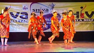 gho gho rani dance by parajay dance academy