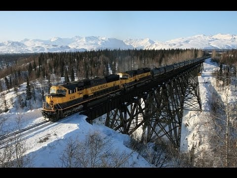 The History Of The Rail Transport (Railway Freight Yards Industry)