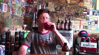 Louisiana Beer Reviews: Budweiser Freedom Reserve Red Lager