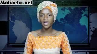 Mali : L'actualité du jour en Bambara (vidéo) Jeudi 01 Août  2019