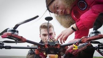 Embracing an autonomous future:  the UAV swarm challenge