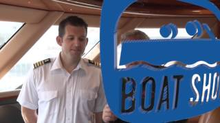 Trinity Yachts Showcases 164' Mega Yacht at West Palm Beach International Boat Show 2015