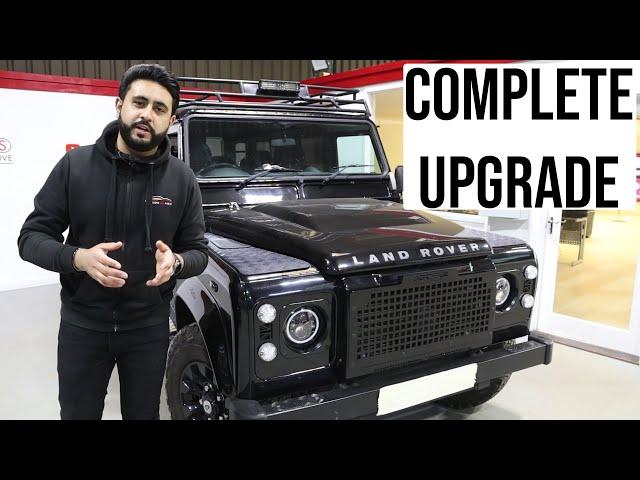 Land Rover Defender | Complete Sound Proofing | Audio Upgrade