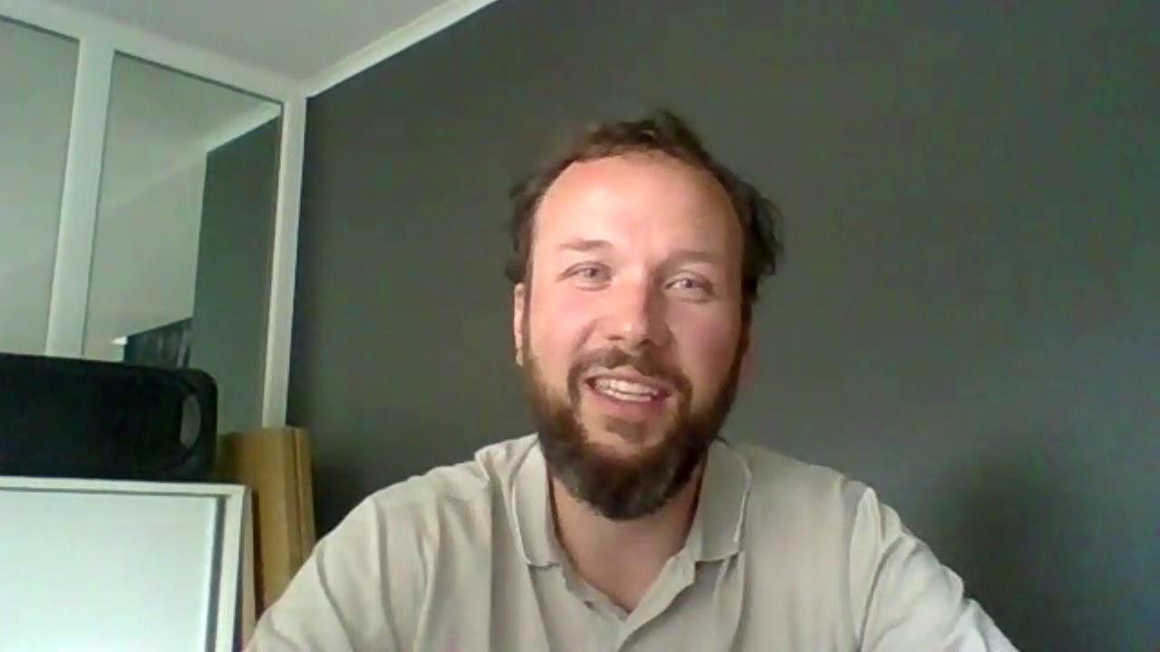 Daniël Van Nieuwenhove vertelt