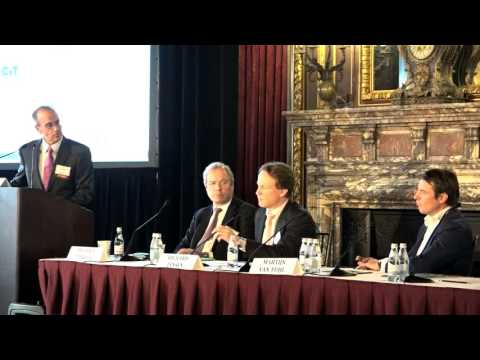 10th Annual Invest in International Shipping & Offshore Forum Panel Shipping & Bank Finance