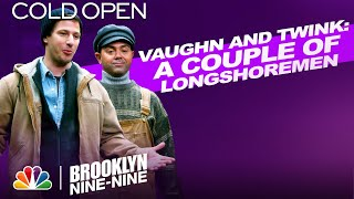 Cold Open: Almost Undercover as Vaughn Tom and Twink Tucker - Brooklyn Nine-Nine