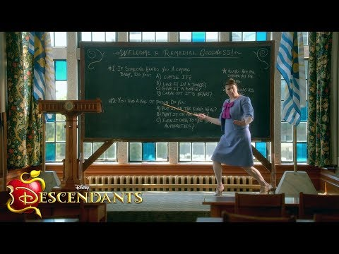 Disney Descendants | Goodness Class